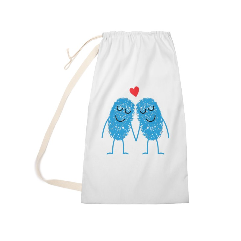 Charming Prints Accessories Bag by Illustrations by Phil