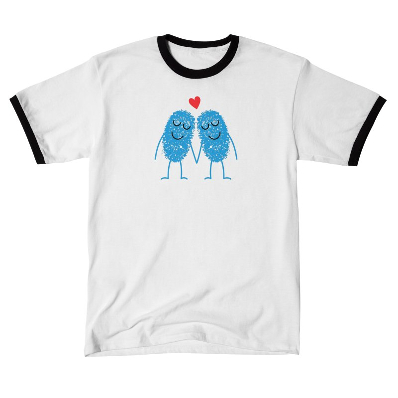 Charming Prints Men's T-Shirt by Illustrations by Phil