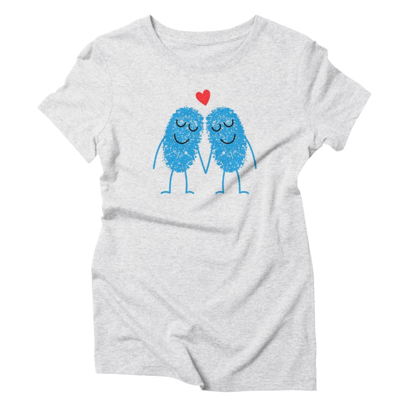 Charming Prints Women's T-Shirt by Illustrations by Phil