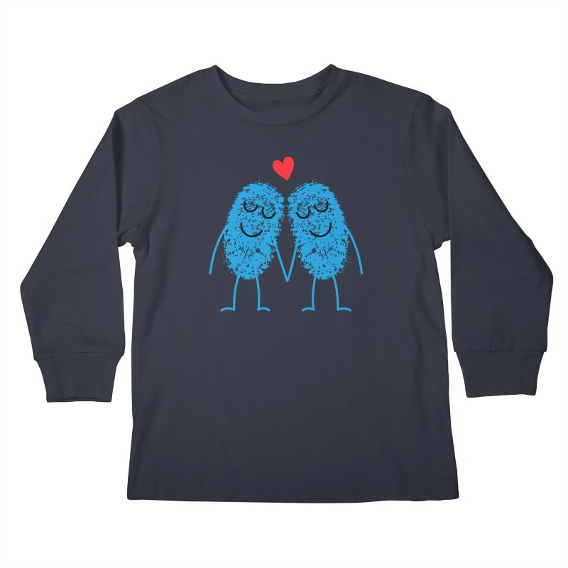 Charming Prints Kids Longsleeve T-Shirt by Illustrations by Phil