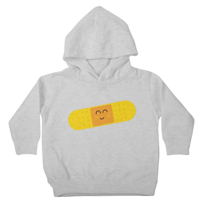 Vaccinated! Kids Toddler Pullover Hoody by Illustrations by Phil