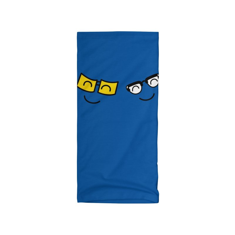 Eight Eyes Accessories Neck Gaiter by Illustrations by Phil