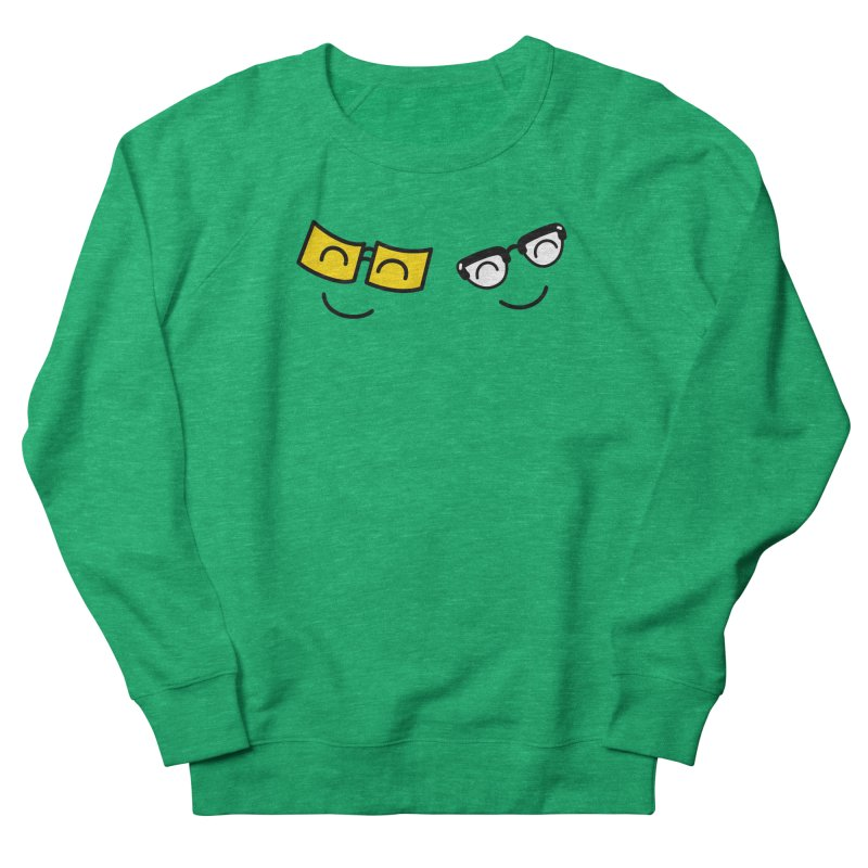 Eight Eyes Women's Sweatshirt by Illustrations by Phil