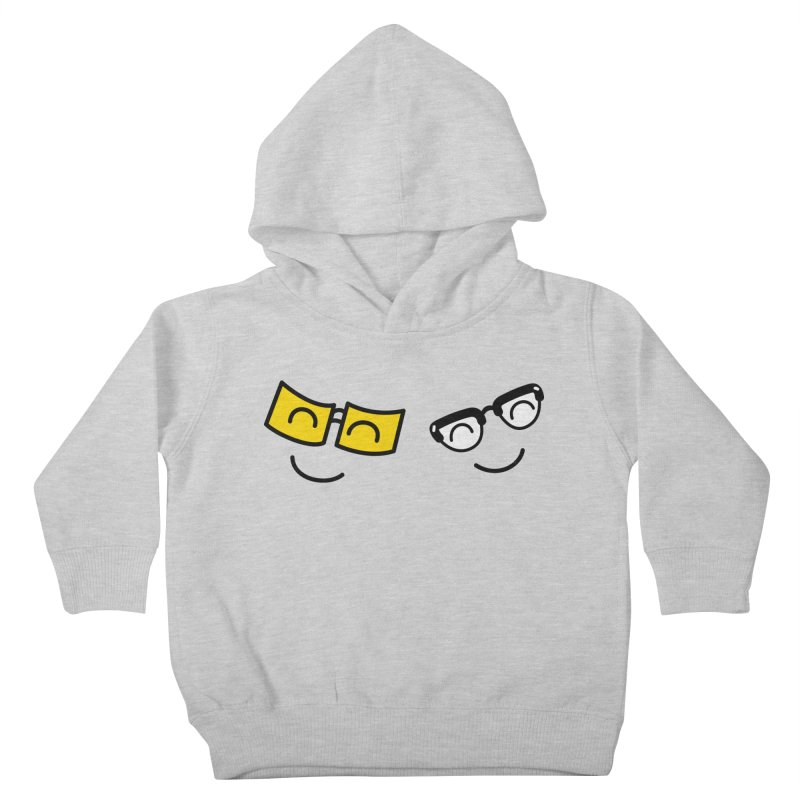 Eight Eyes Kids Toddler Pullover Hoody by Illustrations by Phil