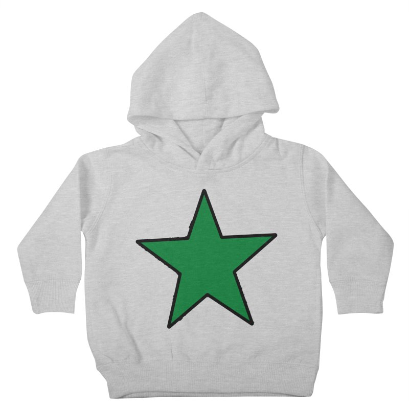 Star-belly Sneetch Kids Toddler Pullover Hoody by Illustrations by Phil
