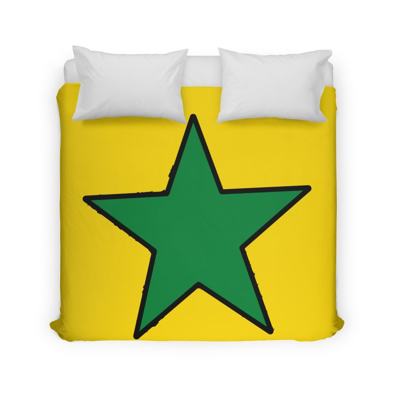 Star-belly Sneetch Home Duvet by Illustrations by Phil
