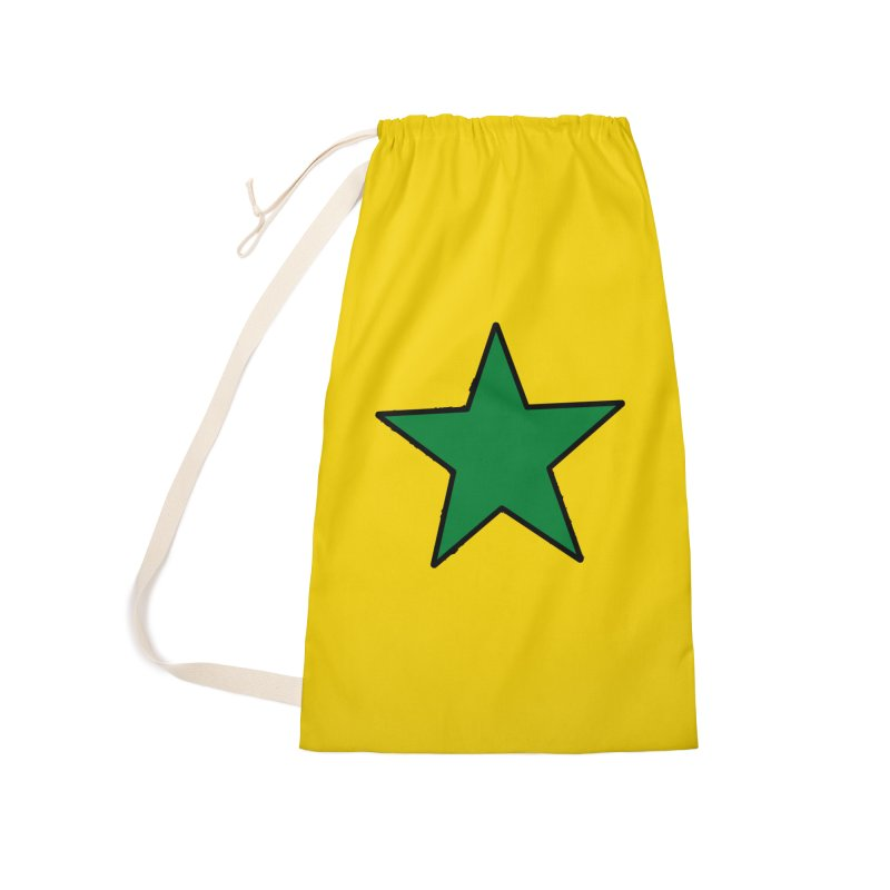 Star-belly Sneetch Accessories Bag by Illustrations by Phil