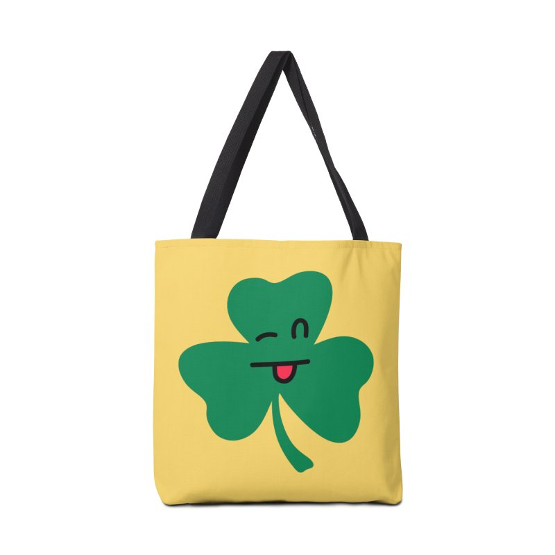 Bronx Cheer Accessories Bag by Illustrations by Phil