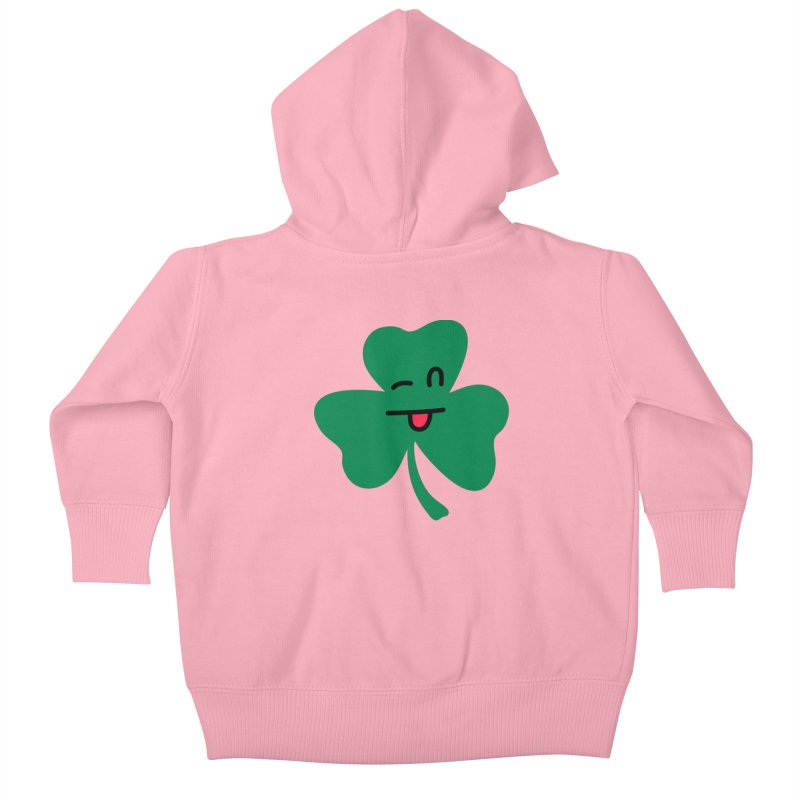 Bronx Cheer Kids Baby Zip-Up Hoody by Illustrations by Phil