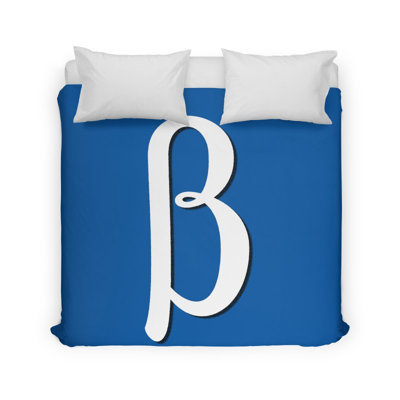 beta. Home Duvet by Illustrations by Phil