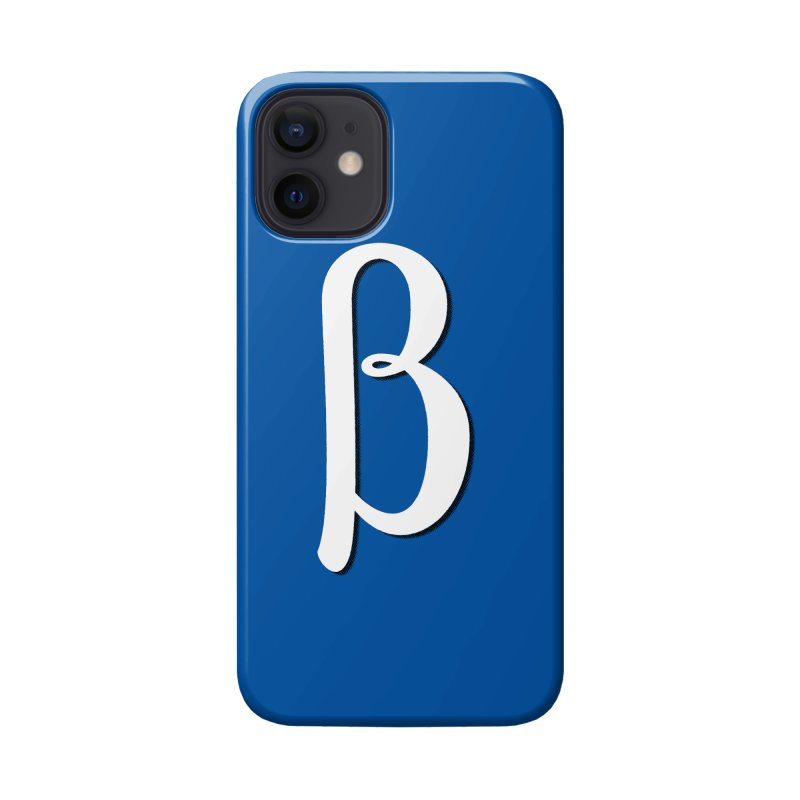 beta. Accessories Phone Case by Illustrations by Phil