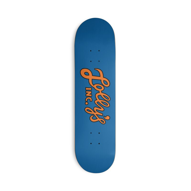 Lolly's Inc. Accessories Skateboard by Illustrations by Phil