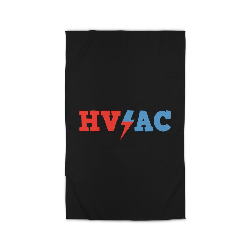 HVAC Home Rug by Illustrations by Phil