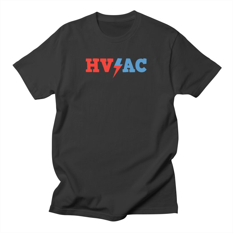 HVAC Women's T-Shirt by Illustrations by Phil