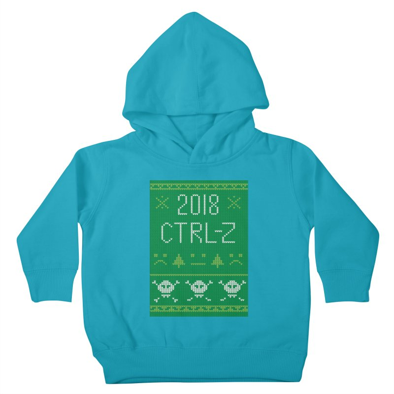 Undo 2018 Kids Toddler Pullover Hoody by Phillustrations's Artist Shop