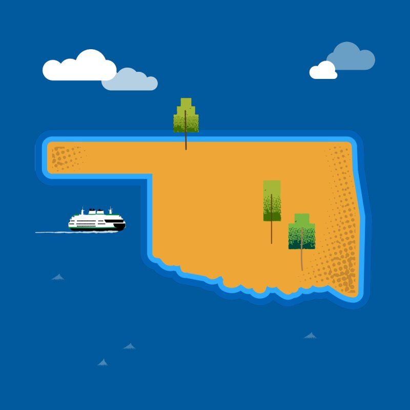 Oklahoma Island None  by Illustrations by Phil