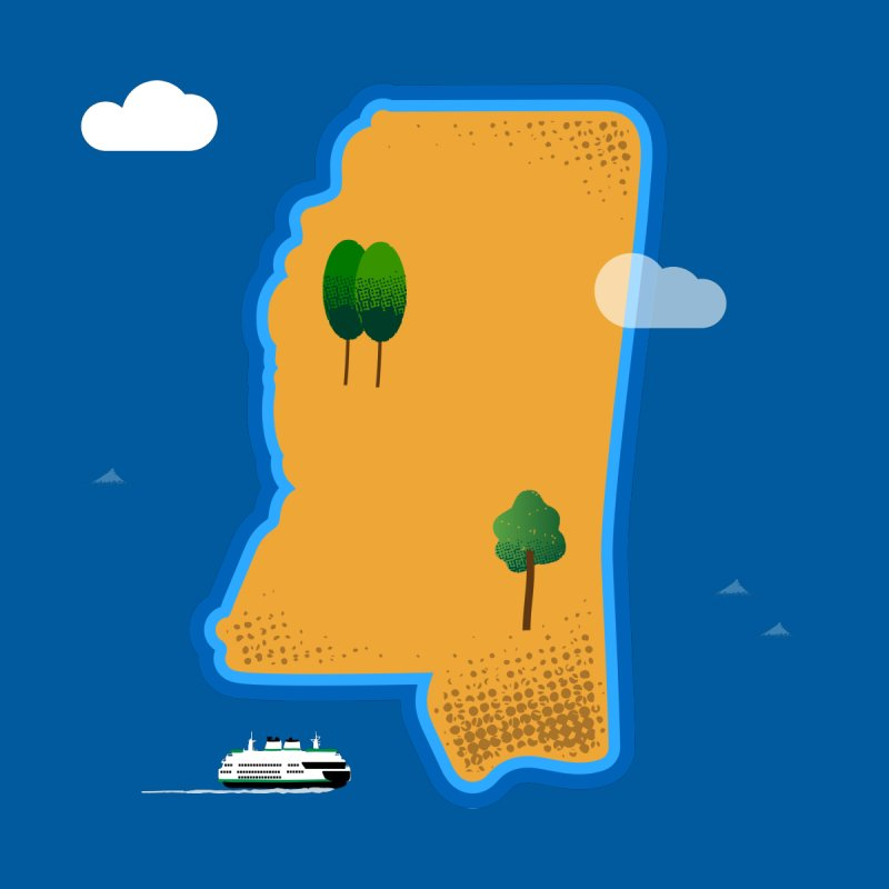 Mississippi Island by Illustrations by Phil