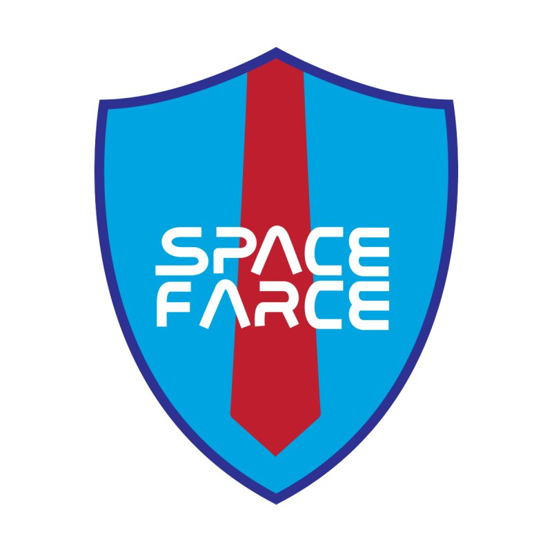 Space Farce   by Illustrations by Phil