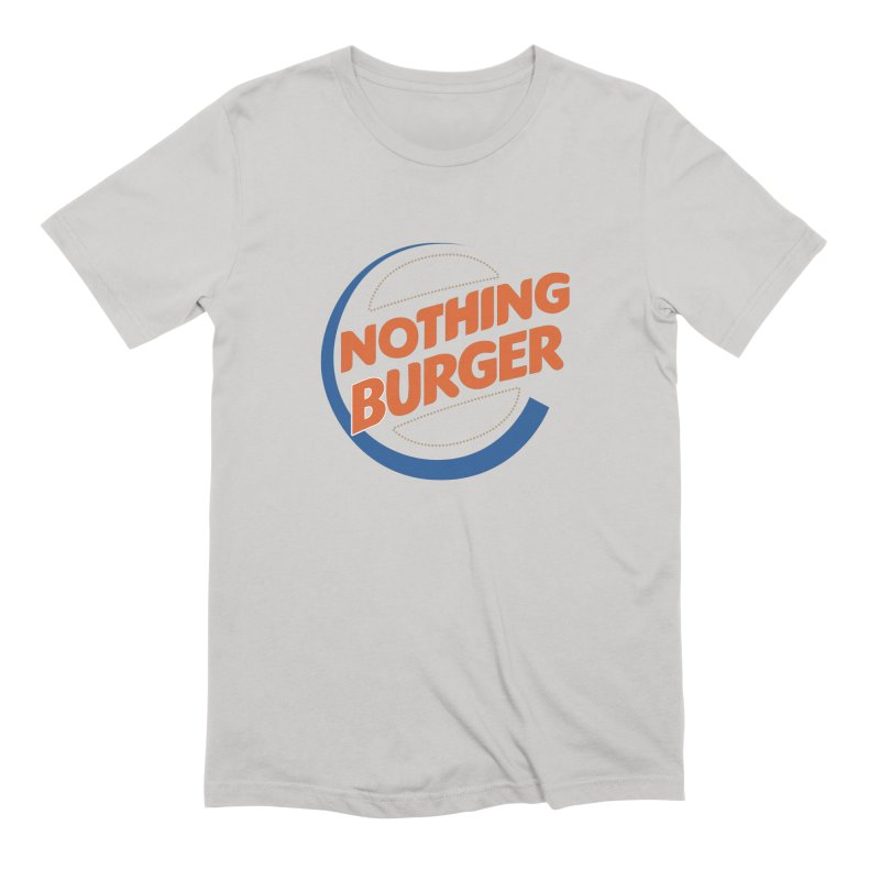 Nothing Burger Men's Lounge Pants by Illustrations by Phil
