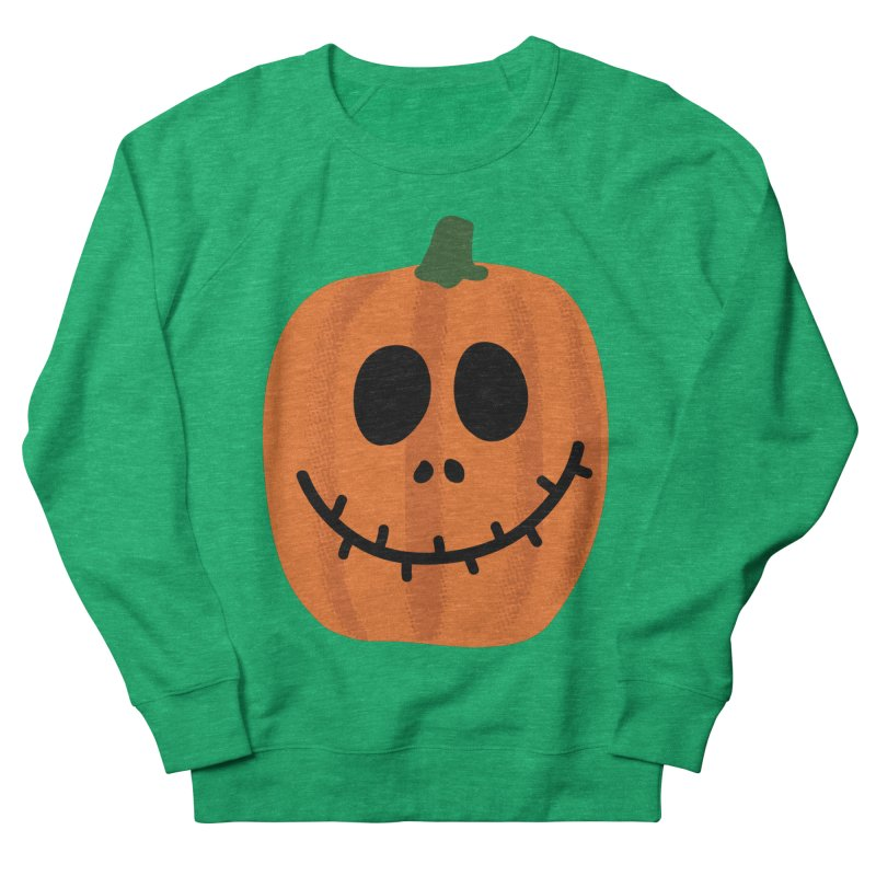 Happy Pumpkin Women's Sweatshirt by Illustrations by Phil