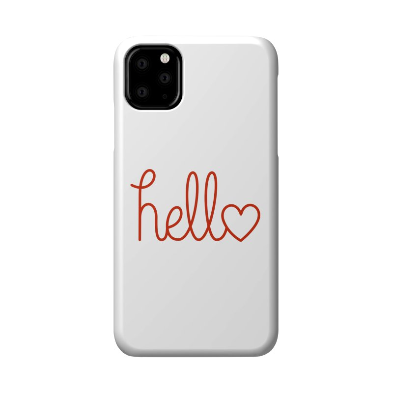 Love Letters Accessories Phone Case by Illustrations by Phil