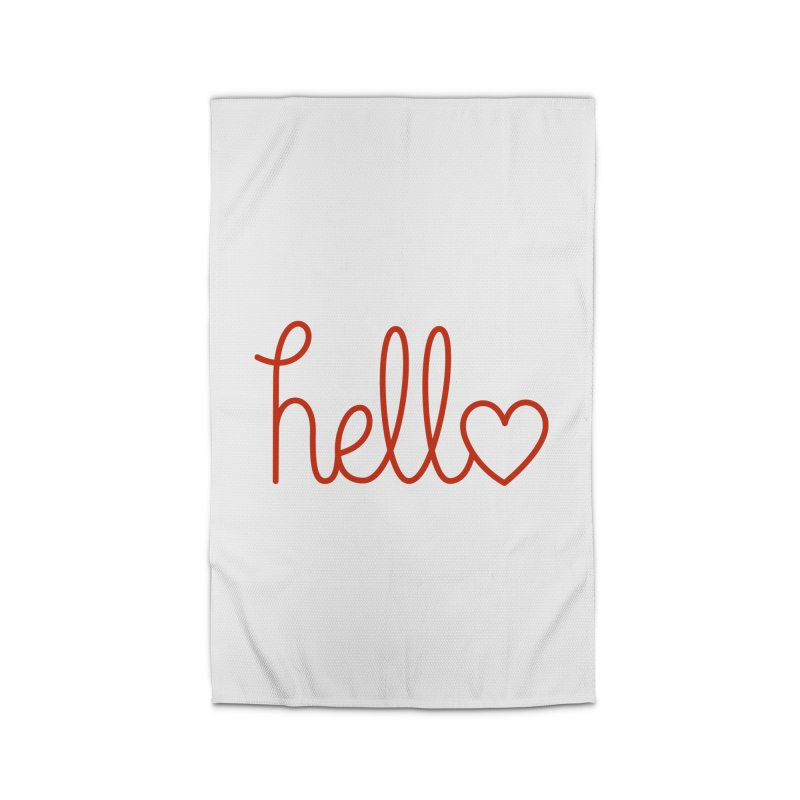 Love Letters Home Rug by Illustrations by Phil