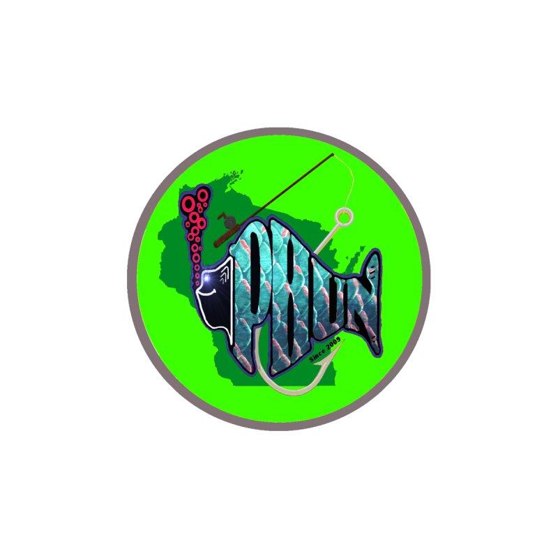 PHUN Circle Logo Collection by PHUN's Merch Shop