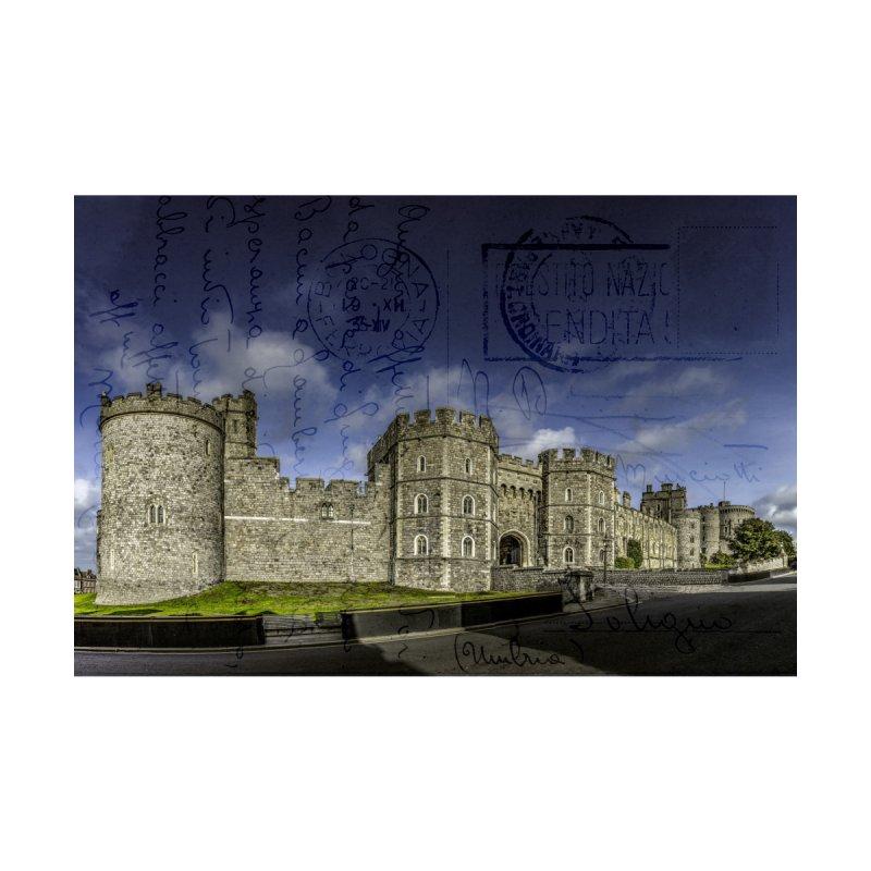 Royal Windsor Castle Postcard by Phototrinity's Wall Art Shop