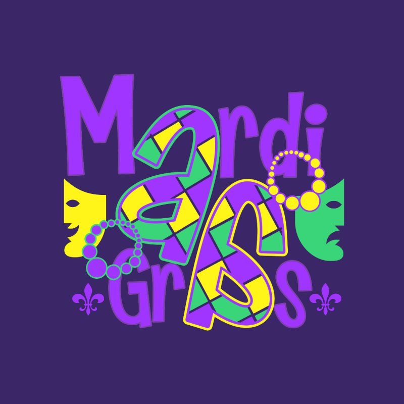 Mardi Fest Women's T-Shirt by PickaCS's Artist Shop