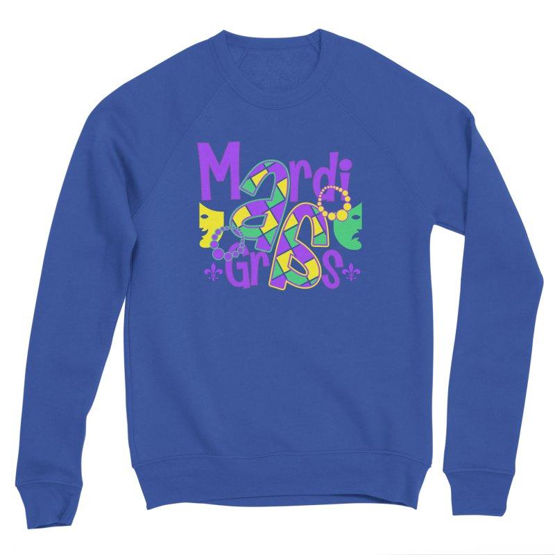 Mardi Fest Women's Sponge Fleece Sweatshirt by PickaCS's Artist Shop