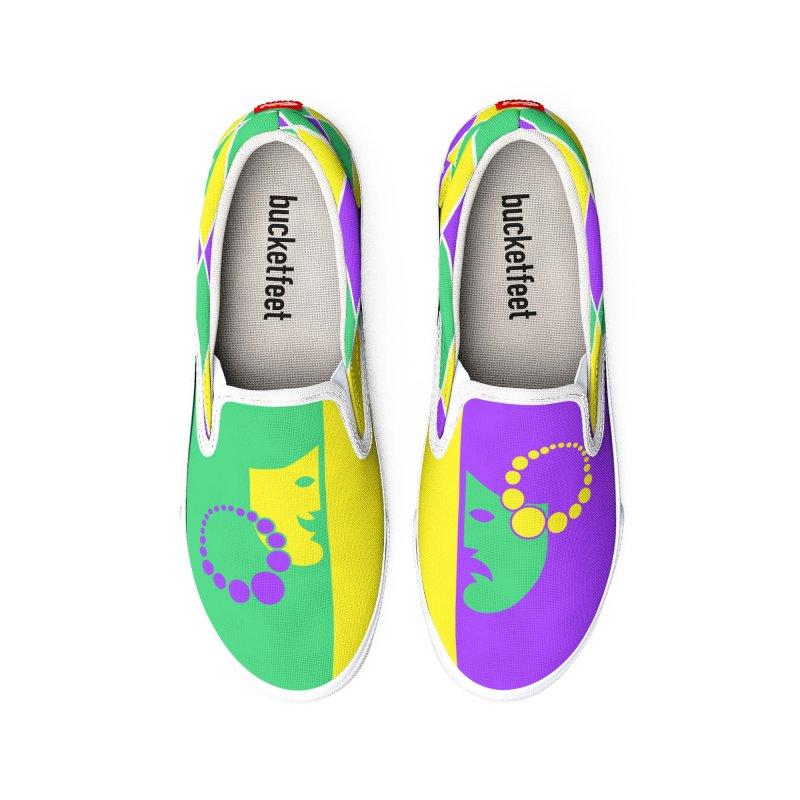 Mardi Fest Men's Shoes by PickaCS's Artist Shop