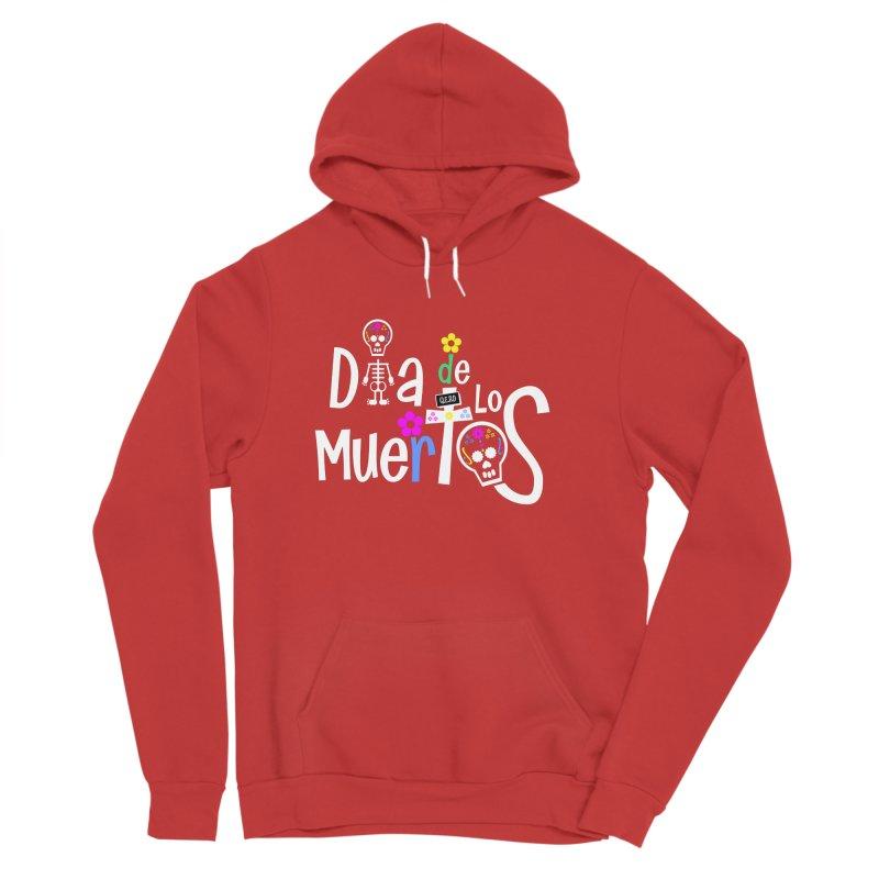 Dia de los Muertos Men's Pullover Hoody by PickaCS's Artist Shop