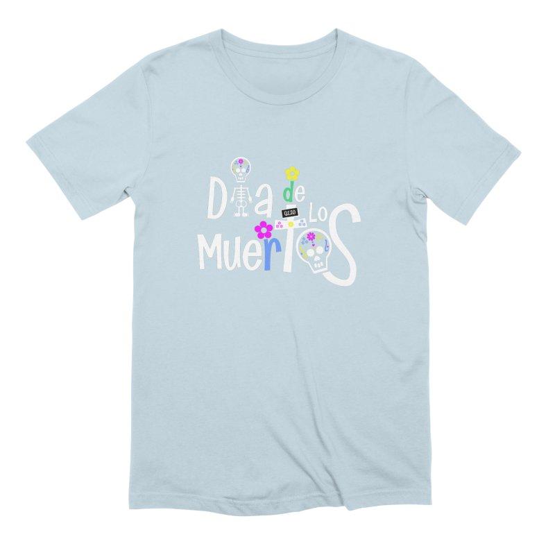Dia de los Muertos Men's Extra Soft T-Shirt by PickaCS's Artist Shop