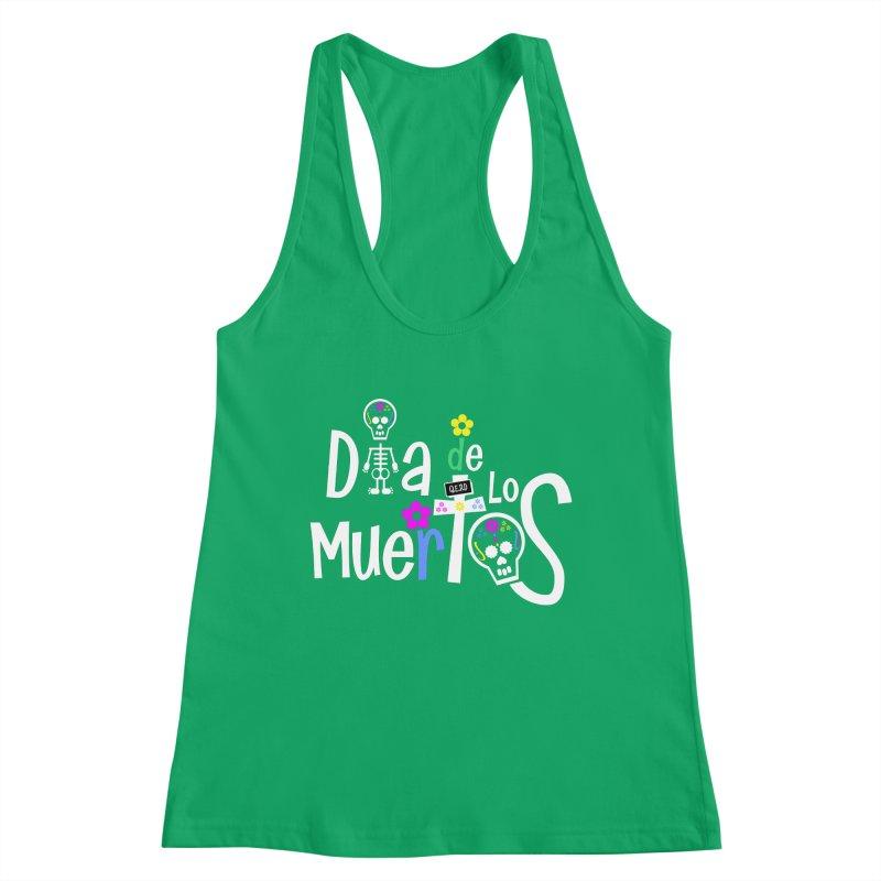 Dia de los Muertos Women's Tank by PickaCS's Artist Shop