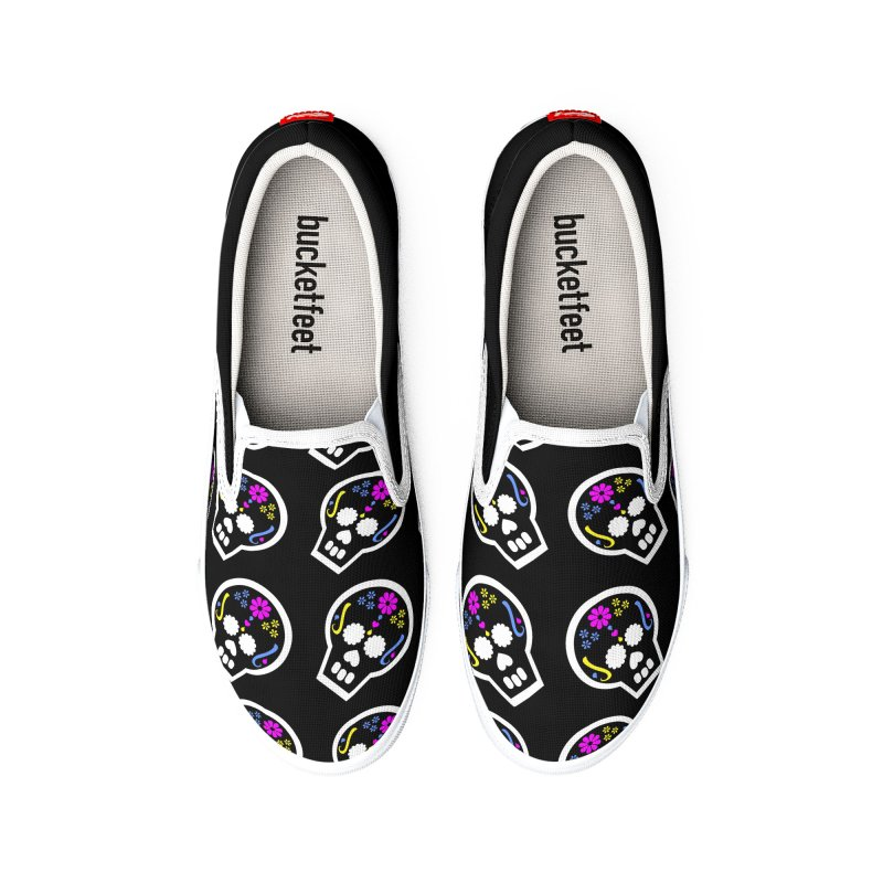 Dia de los Muertos Women's Shoes by PickaCS's Artist Shop
