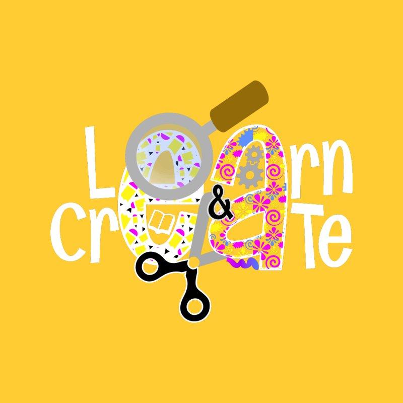 Learn & Create Home Shower Curtain by PickaCS's Artist Shop