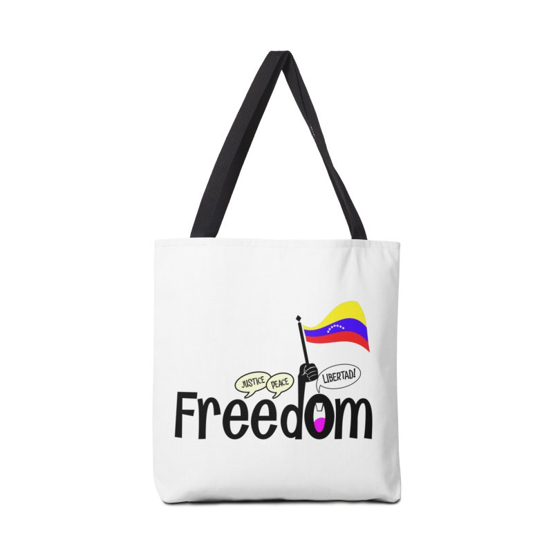 FREEdom! in Tote Bag by PickaCS's Artist Shop