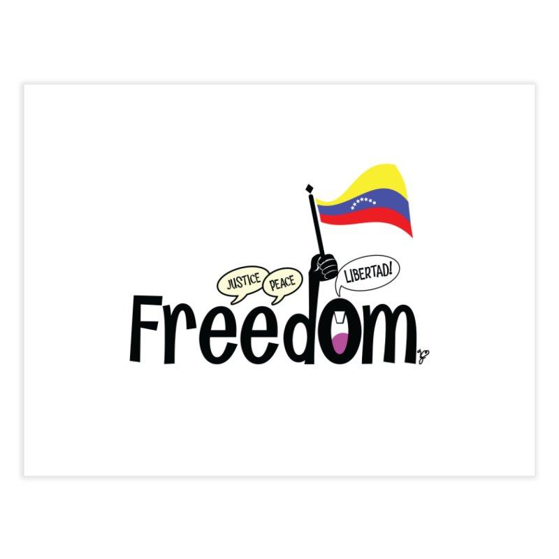 FREEdom! Home Fine Art Print by PickaCS's Artist Shop