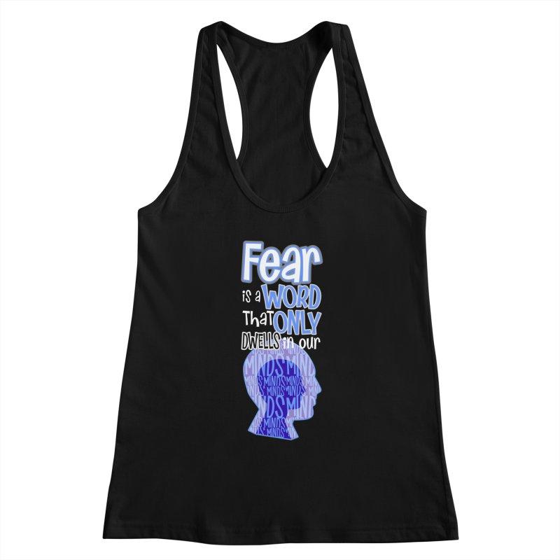 Fearless Women's Tank by PickaCS's Artist Shop