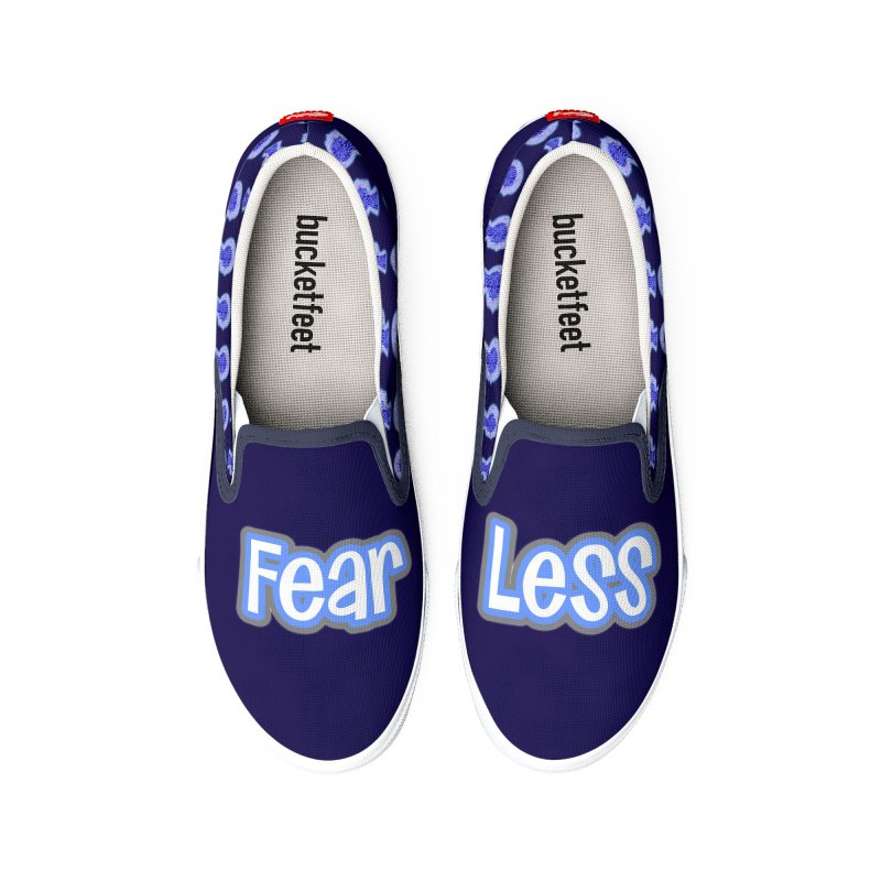 Fearless Men's Shoes by PickaCS's Artist Shop