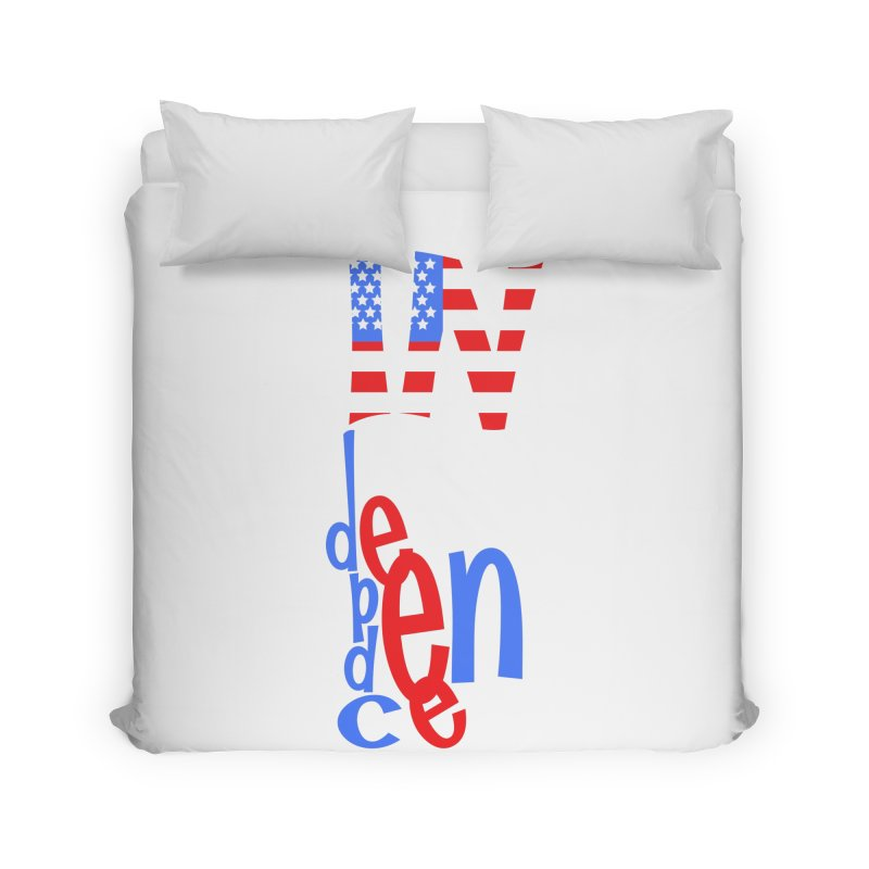 INdependence Home Duvet by PickaCS's Artist Shop