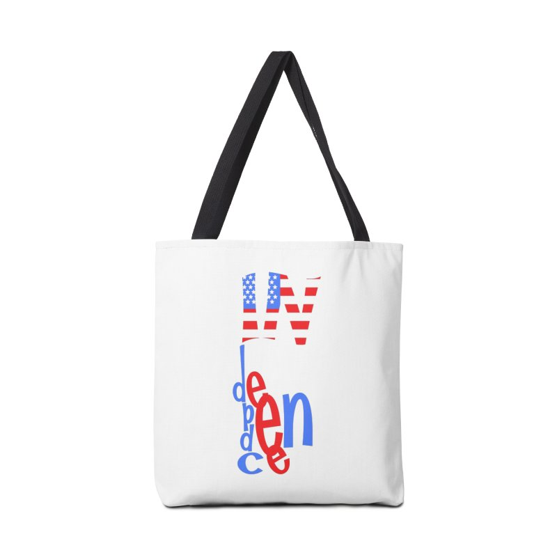 INdependence Accessories Bag by PickaCS's Artist Shop