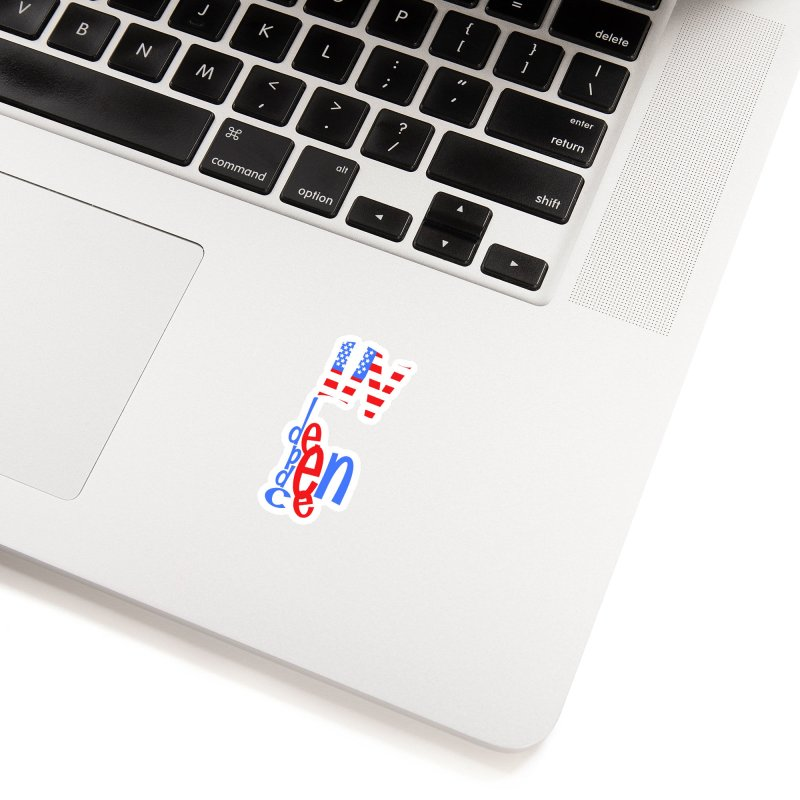 INdependence Accessories Sticker by PickaCS's Artist Shop