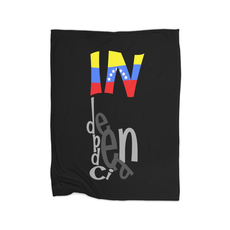 INdependencia Home Blanket by PickaCS's Artist Shop