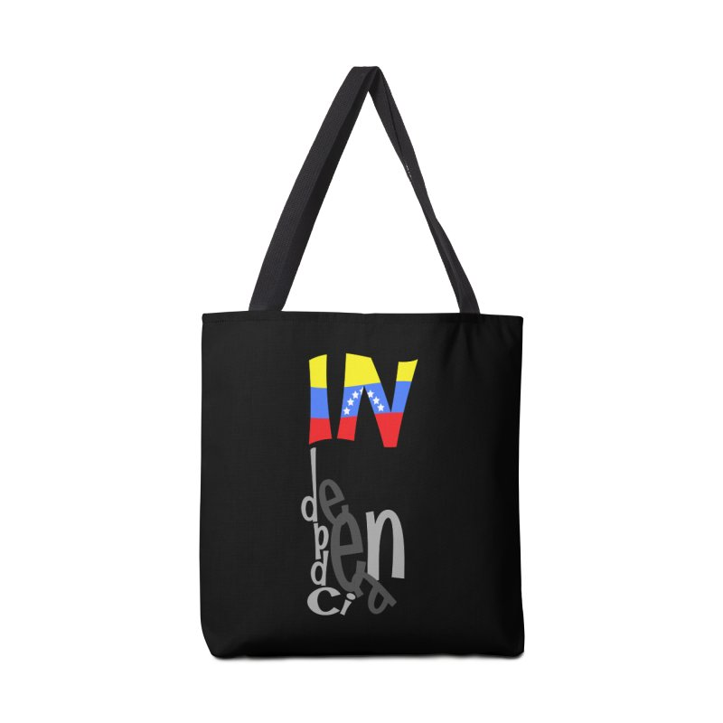 INdependencia Accessories Bag by PickaCS's Artist Shop