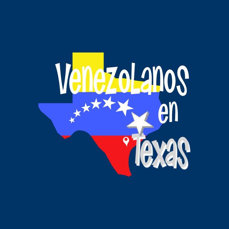 Venezolanos en Texas None  by PickaCS's Artist Shop