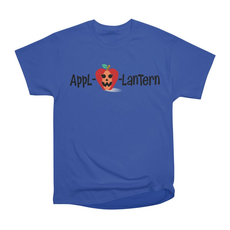 Appl-o-lantern Men's Classic T-Shirt by PickaCS's Artist Shop