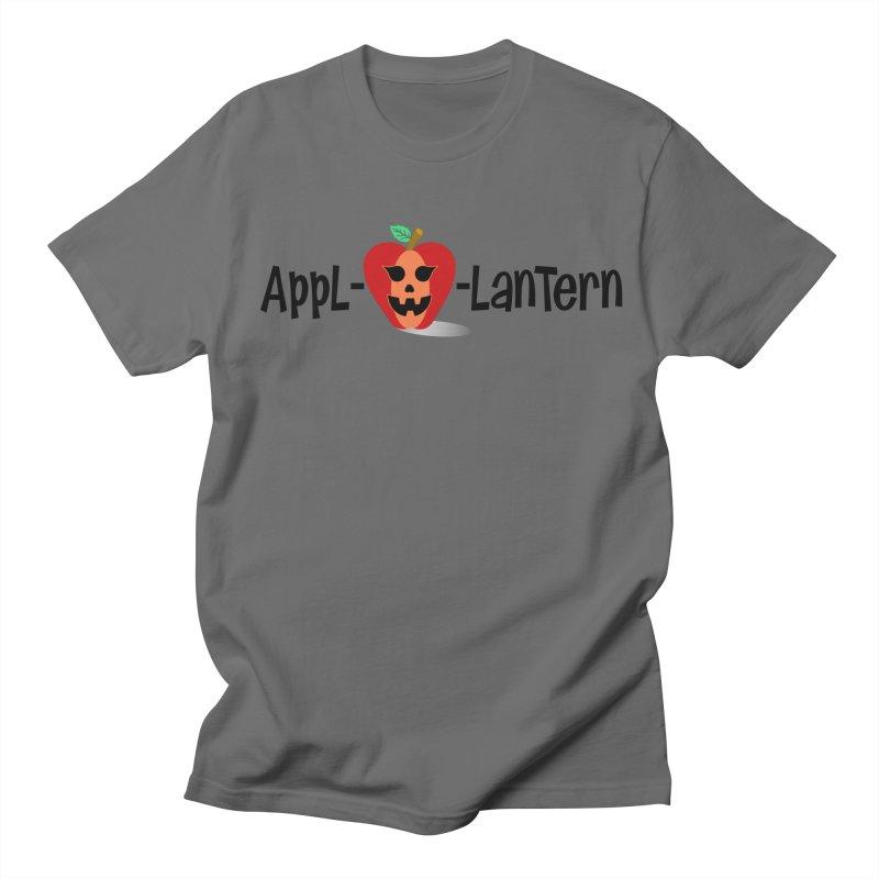 Appl-o-lantern Men's T-Shirt by PickaCS's Artist Shop