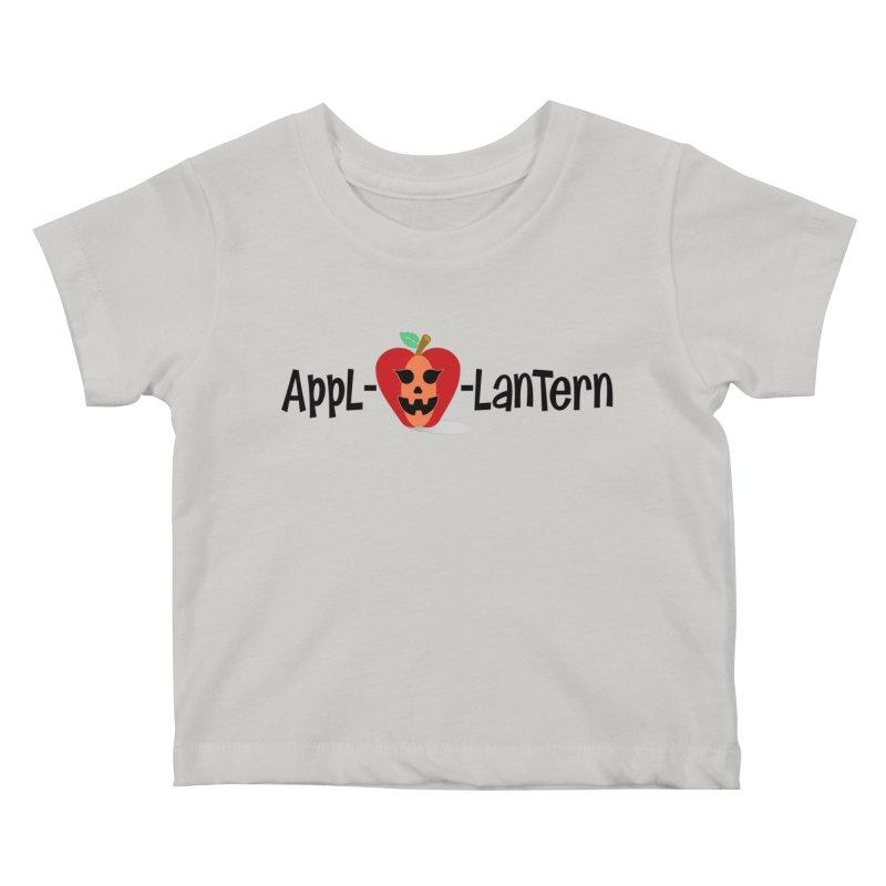 Appl-o-lantern Kids Baby T-Shirt by PickaCS's Artist Shop