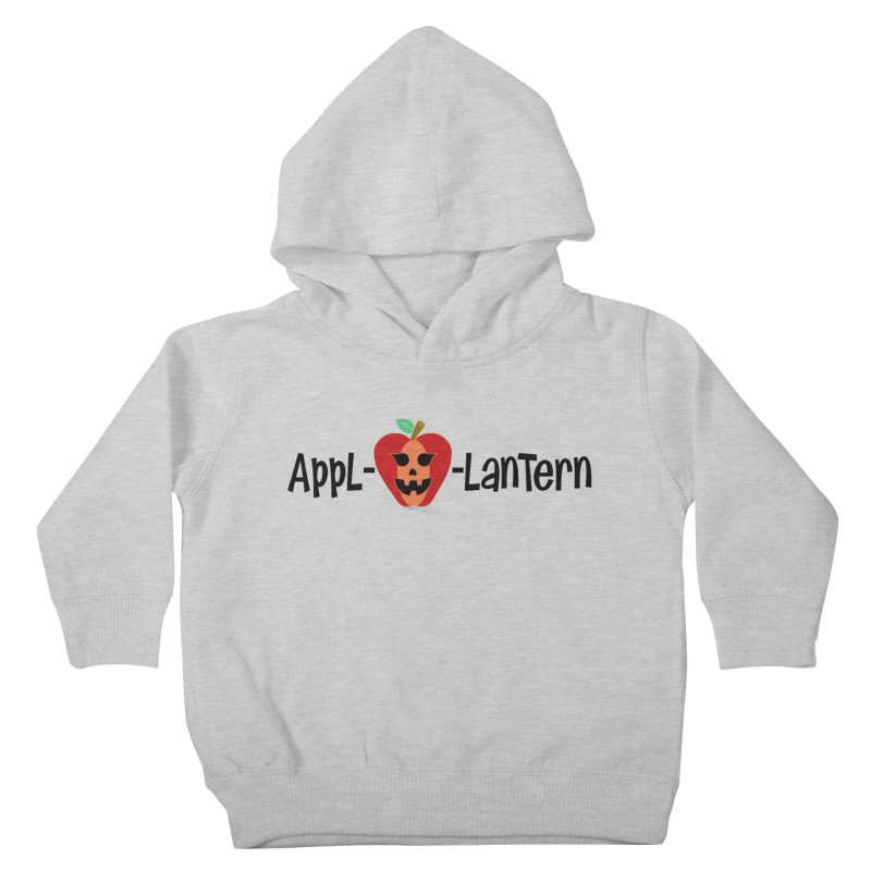 Appl-o-lantern Kids Toddler Pullover Hoody by PickaCS's Artist Shop